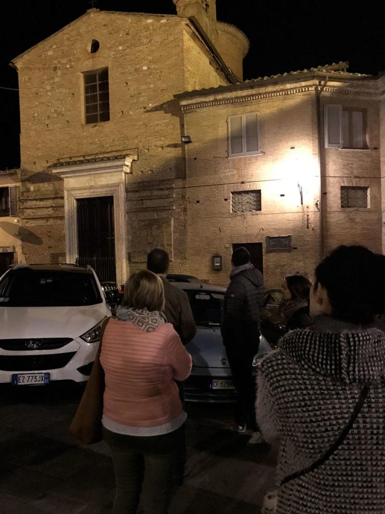 tour fantasmi Siena